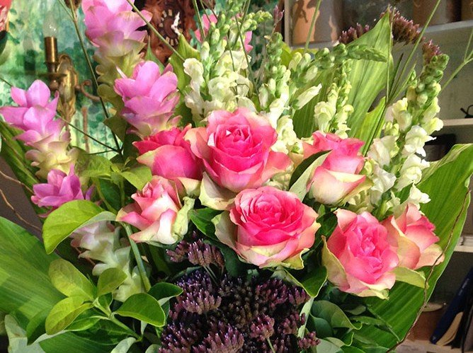 Corporate flowers, Melbourne and Sydney